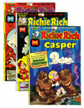 Bronze Age (1970-1979):Cartoon Character, Richie Rich and Casper #1-45 File Copy Group (Harvey, 1974-82)Condition: Average VF/NM.... (Total: 45 Comic Books)