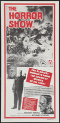 "Movie Posters:Horror, The Horror Show (Filmways, 1979). Australian Daybill (13.5"" X 28""). Horror.. ..."