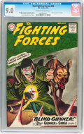 Silver Age (1956-1969):War, Our Fighting Forces #49 (DC, 1959) CGC VF/NM 9.0 Cream to off-white pages....