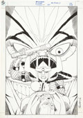 Original Comic Art:Covers, Marshall Rogers and Terry Austin Mister Miracle #5 CoverOriginal Art (DC, 1996)....