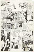 Original Comic Art:Panel Pages, Frank Miller and Klaus Janson Daredevil #175 Elektra page 11Original Art (Marvel, 1981)....