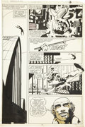 Original Comic Art:Panel Pages, Frank Miller and Klaus Janson Daredevil #170 page 3 OriginalArt (Marvel, 1981)....