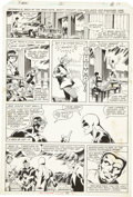 Original Comic Art:Panel Pages, John Byrne and Terry Austin X-Men #121 page 10 Original Art(Marvel, 1979)....