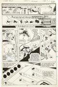 Original Comic Art:Panel Pages, John Byrne and Terry Austin X-Men #123 page 15 Original Art(Marvel, 1979)....