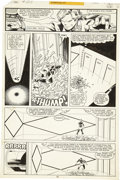 Original Comic Art:Panel Pages, John Byrne and Terry Austin X-Men #123 page 16 Original Art(Marvel, 1979)....