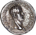 Ancients:Roman Imperial, Ancients: Gaius Caligula, with Divus Augustus. A.D. 37-41. ARdenarius,...