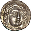 Ancients:Greek, Ancients: Carian Satraps. Pixodaros. Ca. 341/0-336/5 B.C. ARdidrachm,...