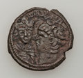 Ancients:Ancient Lots  , Ancients: Miscellaneous. Lot of eleven coins. All AE unlessotherwise noted.... (Total: 11 coins)