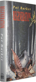 Books:Signed Editions, Pat Barker. Regeneration. London: Viking, 1991. First edition. Signed by the author on the title page. Publi...