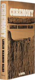 Books:Signed Editions, Leslie Marmon Silko. Ceremony. New York: A Richard Seaver Book / The Viking Press, 1977. First edition. Signed...