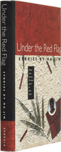 Books:Signed Editions, Ha Jin. Under the Red Flag. Athens and London: The University of Georgia Press, 1989. First edition. Signed an...