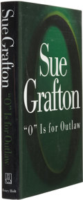"""Books:Signed Editions, Sue Grafton. """"O"""" is for Outlaw. New York: Henry Holt and Company, 1999. First edition. Signed and dated by the..."""