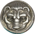 Ancients:Greek, Ancients: Bruttium, Rhegion. Ca. 415/0-387 B.C. AR tetradrachm,...