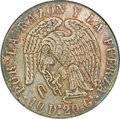Chile, Chile: Republic 8 Reales 1848-JM,...