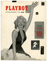 Playboy #1 Page 3 Copy (HMH Publishing, 1953) Condition: VG/FN