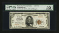 National Bank Notes:Pennsylvania, Manheim, PA - $5 1929 Ty. 2 The Manheim NB Ch. # 912. ...