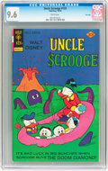 Bronze Age (1970-1979):Cartoon Character, Uncle Scrooge #133 File Copy (Gold Key, 1976) CGC NM+ 9.6 Whitepages....