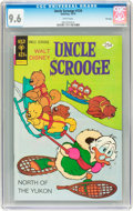 Bronze Age (1970-1979):Cartoon Character, Uncle Scrooge #124 File Copy (Gold Key, 1975) CGC NM+ 9.6 Whitepages....