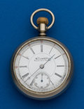 Timepieces:Pocket (post 1900), Illinois, 18 Size, Private Label. ...