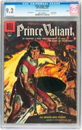 Silver Age (1956-1969):Adventure, Four Color #699 Prince Valiant - Circle 8 pedigree (Dell, 1956) CGC NM- 9.2 Off-white to white pages....