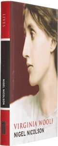 Books:First Editions, Nigel Nicolson. Virginia Woolf. London: Wiedenfeld &Nicolson, 2000. First edition. 165 pages. Publisher's origi...