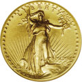 High Relief Double Eagles: , 1907 $20 High Relief, Wire Rim--Cleaned--ANACS. AU58 Details. A typically bold striking impression outlines the details of ...