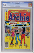 Modern Age (1980-Present):Humor, Archie Comics #301 (Archie, 1981) CGC NM- 9.2 White pages....