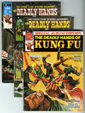 Magazines:Miscellaneous, The Deadly Hands of Kung Fu #1-33 Group (Marvel, 1974-76)....(Total: 34 Comic Books)