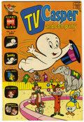 Bronze Age (1970-1979):Cartoon Character, TV Casper and Company #23 File Copy (Harvey, 1970) Condition:VF/NM....