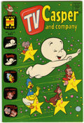 Bronze Age (1970-1979):Cartoon Character, TV Casper and Company #29 File Copy (Harvey, 1970) Condition:VF/NM....