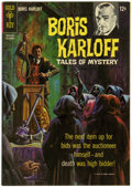 Silver Age (1956-1969):Horror, Boris Karloff Tales of Mystery #12 File Copy (Gold Key, 1965)Condition: NM-....