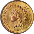 Indian Cents, 1872 1C MS66 Red PCGS....