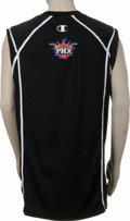 Basketball Collectibles:Uniforms, 1997-99 Jason Kidd Game Worn Shooting Shirt. Upon his arrival inPhoenix via trade with the Dallas Mavericks, point guard J...