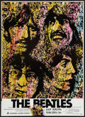 "Movie Posters:Rock and Roll, Beatles Concerts Combo (Global Film, 1977). Japanese B2 (21"" X 29""). Rock and Roll.. ..."