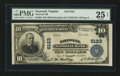 National Bank Notes:Virginia, Tazewell, VA - $10 1902 Plain Back Fr. 634 Tazewell NB Ch. # 6123....