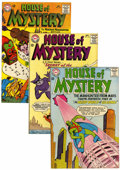 Silver Age (1956-1969):Horror, House of Mystery Group (DC, 1963-65) Condition: Average VG....(Total: 12 Comic Books)
