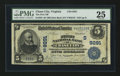 National Bank Notes:Virginia, Chase City, VA - $5 1902 Date Back Fr. 592 The First NB Ch. #(S)9291. ...