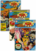 Silver Age (1956-1969):Horror, House of Mystery Group (DC, 1966-68) Condition: Average FN-....(Total: 16 Comic Books)