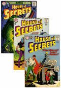 Silver Age (1956-1969):Mystery, House of Secrets Group (DC, 1959-66) Condition: Average FN....(Total: 17 Comic Books)