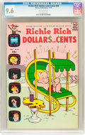 Bronze Age (1970-1979):Cartoon Character, Richie Rich Millions #39 (Harvey, 1970) CGC NM+ 9.6 Off-whitepages....