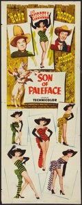 """Movie Posters:Comedy, Son of Paleface (Paramount, 1952). Insert (14"""" X 36""""). Comedy.. ..."""