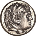 Ancients:Greek, Ancients: Macedonian Kingdom. Alexander III 'the Great'. 336-323B.C. AR tetradrachm,...