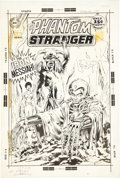 Original Comic Art:Covers, Neal Adams Phantom Stranger #15 Cover Original Art (DC,1971)....