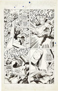 Original Comic Art:Panel Pages, Jack Kirby and Vince Colletta Thor #141 page 10 Original Art(Marvel, 1967)....