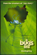 "Movie Posters:Animated, A Bug's Life (Buena Vista, 1998). One Sheets (3) (27"" X 40"") DS Advances and Regular. Animated.. ... (Total: 3 Items)"
