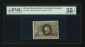 Fractional Currency:Second Issue, Fr. 1288 25¢ Second Issue PMG About Uncirculated 55 EPQ.. ...