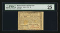 Colonial Notes:Rhode Island, Rhode Island July 2, 1780 $2 Fully Signed PMG Very Fine 25.. ...