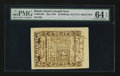 Colonial Notes:Rhode Island, Rhode Island May 1786 30s PMG Choice Uncirculated 64 EPQ.. ...
