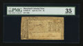 Colonial Notes:Maryland, Maryland April 10, 1774 $2 PMG Choice Very Fine 35.. ...