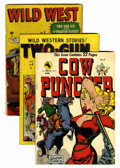 Golden Age (1938-1955):Western, Comics - Assorted Golden Age Western Titles Group (Various, 1948-52) Condition: Average VG.... (Total: 16 Comic Books)